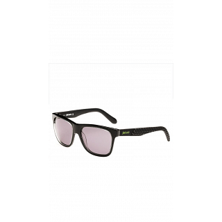 Just Cavalli Wayfarer Unisex Sunglasses - JCAVALLISUN-JC648S-01N-54-16-140mm