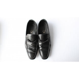 Tod's Black Formal Shoes