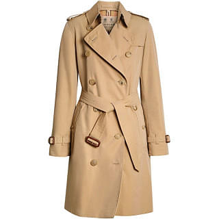 BURBERRY The Kensington Heritage trench coat - INTTSB4073373
