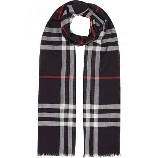 BURBERRY GIANT CHECK SCARF - INTTSB837786851