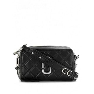 MARC JACOBS THE SOFTSHOT 21 LEATHER CROSSBODY BAG - INTTSB840204976