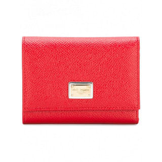 DOLCE & GABBANA LEATHER WALLET - INTTSB840335254