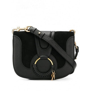 SEE BY CHLOÉ HANA SMALL LEATHER SHOULDER BAG - INTTSB840750923