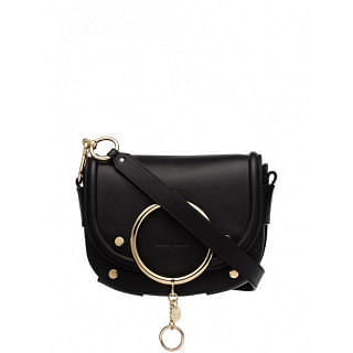 SEE BY CHLOÉ MARA LEATHER SHOULDER BAG - INTTSB840780368