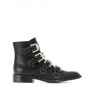 GIVENCHY ELEGANT LEATHER BOOTS