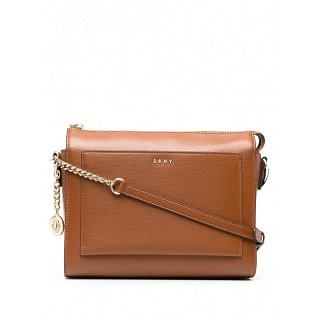 DKNY BRYANT LEATHER CROSSBODY BAG - INTTSB841125936
