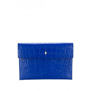 ALEXANDER MCQUEEN ENVELOPE LEATHER POUCH - INTTSB842108939