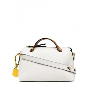 FENDI BY THE WAY LEATHER BOSTON BAG - INTTSB843341213