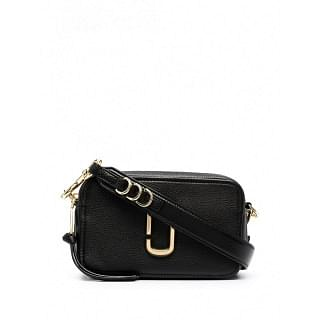 MARC JACOBS THE SOFTSHOT 21 LEATHER CROSSBODY BAG - INTTSB843561998
