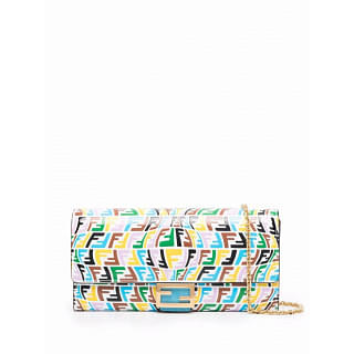 FENDI LEATHER WALLET ON CHAIN - INTTSB843578487