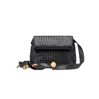 BOTTEGA VENETA LEATHER CROSSBODY BAG - INTTSB844488059