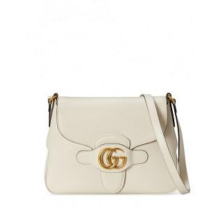 GUCCI SMALL LEATHER SHOULDER BAG - INTTSB845097476