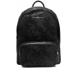 EMPORIO ARMANI CAMOUFLAGE PRINT BACKPACK - INTTSB845987472