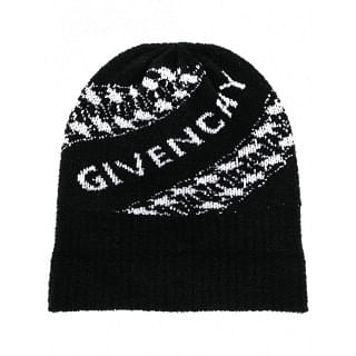 GIVENCHY CHAIN BEANIE WITH LOGO - INTTSB846585985