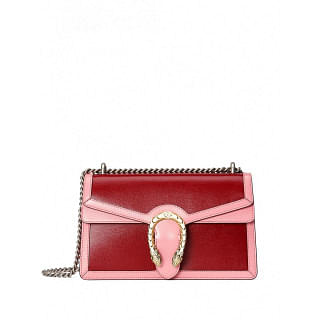 GUCCI DIONYSUS SMALL LEATHER SHOULDER BAG - INTTSB846837548