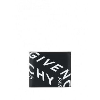 GIVENCHY LOGO LEATHER WALLET - INTTSB847239721
