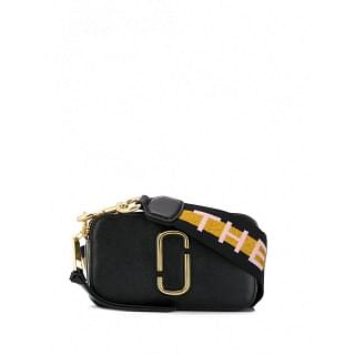 MARC JACOBS SNAPSHOT SMALL LEATHER SHOULDER BAG - INTTSB847521291