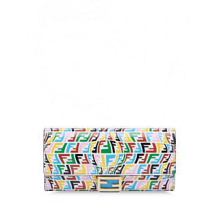 FENDI LEATHER CONTINENTAL WALLET - INTTSB847726818