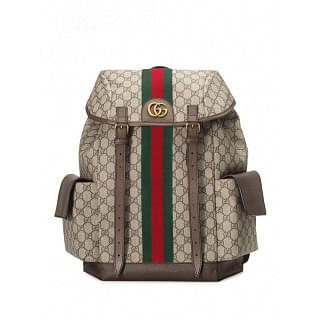 GUCCI OPHIDIA GG SUPREME BACKPACK - INTTSB848102555
