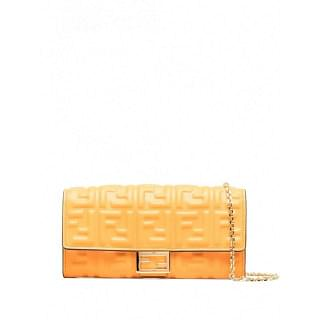 FENDI LEATHER WALLET ON CHAIN - INTTSB848293074