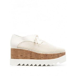 STELLA MCCARTNEY ELYSE BROGUES