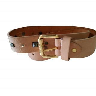 Just Cavalli Women's Tan Belt
