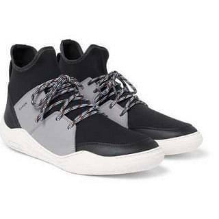 Lanvin High Top Sneaker Mens Shoes