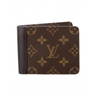 Louis Vuitton Monogram Macassar Gaspar Wallet