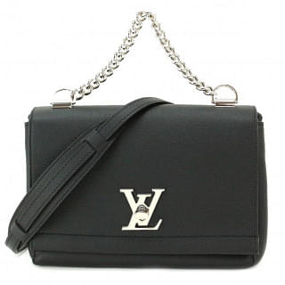 Louis Vuitton Lockme II BB M51200 Noir 2Way Shoulder Bag