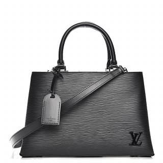 Louis Vuitton Kleber PM Epi Noir Bag