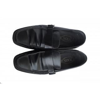 Tod's Black Driver Shoes