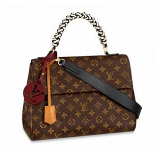 Louis Vuitton Cluny MM Monogram Handbag