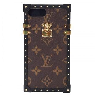 Louis Vuitton Monogram Canvas Eye Trunk Iphone 7+ Case