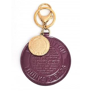 Louis Vuitton Limited Edition Violette Vernis Trunks & Bags Key and Bag Charm