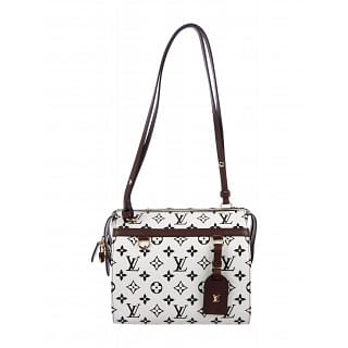 Louis Vuitton Monogram Speedy Amazon PM Bag