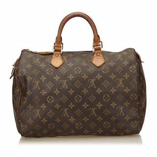 Louis Vuitton Speedy Monogram 35