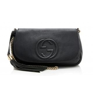 Gucci Soho Disco Flap Crossbody Bag