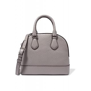 MICHAEL MICHAEL KORS Smythe small textured-leather tote