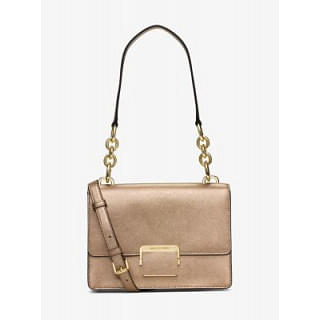 Michael Kors Cynthia Crossbody & Shoulder Leather Bag