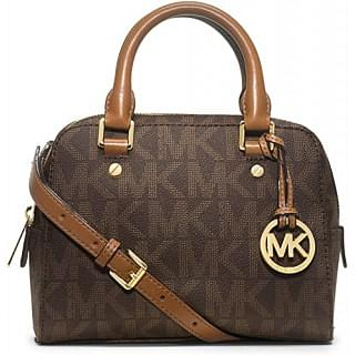 Michael Kors Signature Jet Set Travel Small Satchel
