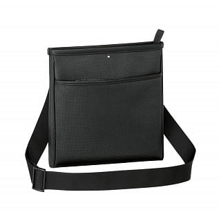 Montblanc Extreme Black Envelope Messenger Bag
