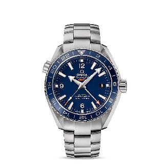 Omega Sea Master Planet Ocean 600M Co- Axial GMT 43.5 MM