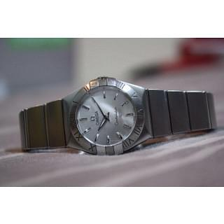 Omega Quartz Constellation Watch