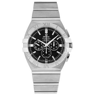 Omega Constellation Double Eagle 41 MM Chronograph Automatic