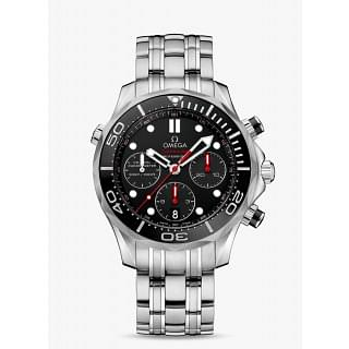 Omega Diver 300M Co‑Axial Chronometer Chronograph 44 MM