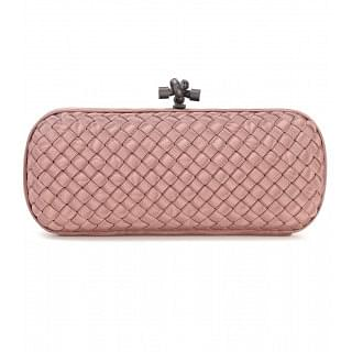 Bottega Veneta Rose Stretch Knot Bag