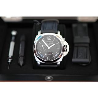 Luminor 1950 8 Days GMT Hand Wound Men's Watch