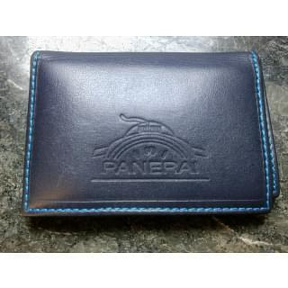 Panerai Leather Card Holder Wallet