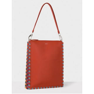 Paul Smith Concertina Chequered Edge Tote