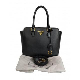 Prada Saffiano 2way Shoulder Bag